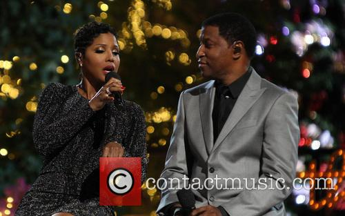 "Toni Braxton and Kenny ""babyface"" Edmonds 10"