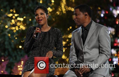 """Toni Braxton and Kenny """"Babyface"""" Edmonds 13"""