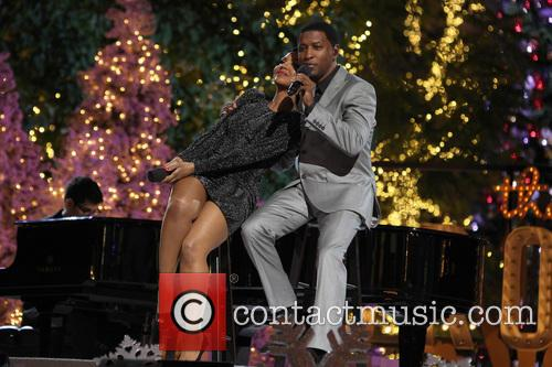 "Toni Braxton and Kenny ""babyface"" Edmonds 1"