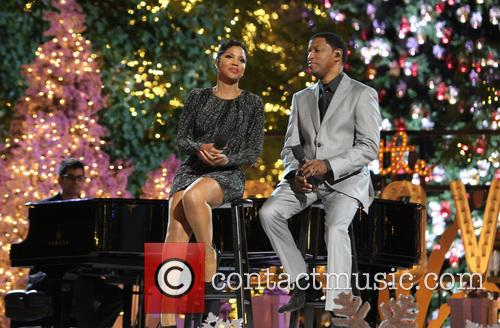 """Toni Braxton and Kenny """"Babyface"""" Edmonds 16"""
