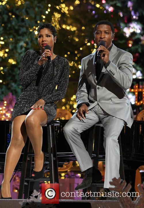 """Toni Braxton and Kenny """"Babyface"""" Edmonds 18"""