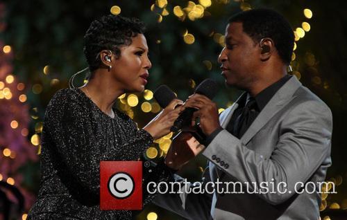 """Toni Braxton and Kenny """"Babyface"""" Edmonds 20"""