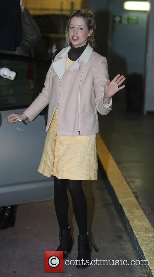 peaches geldof celebrities at the itv studios 3958868
