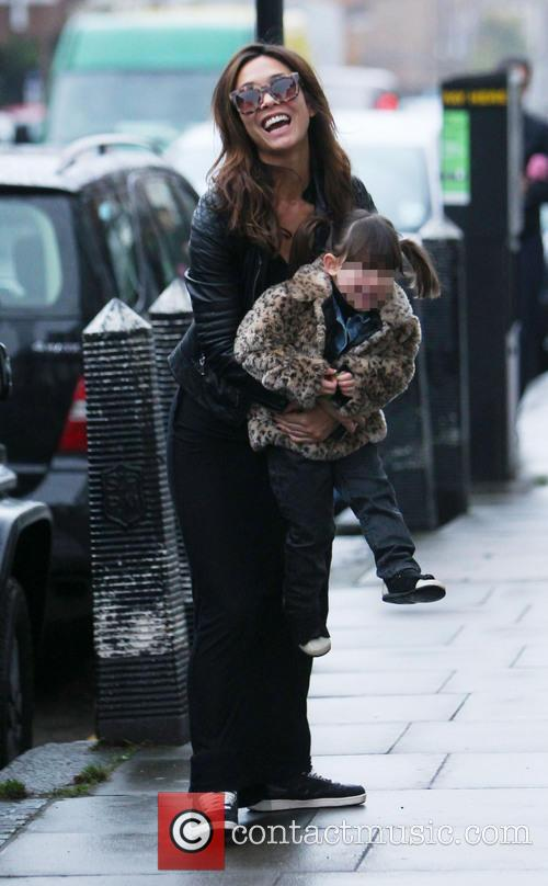 Myleene Klass, Myleene Klaas and Hero Quinn 9