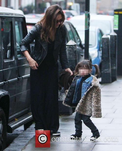 Myleene Klass, Myleene Klaas and Hero Quinn 11