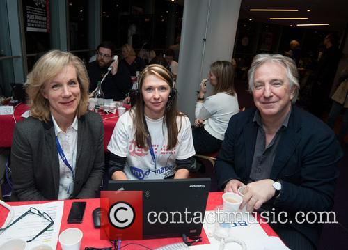 Juliet Stevenson and Alan Rickman 2