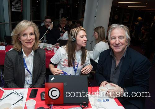 Juliet Stevenson and Alan Rickman 1