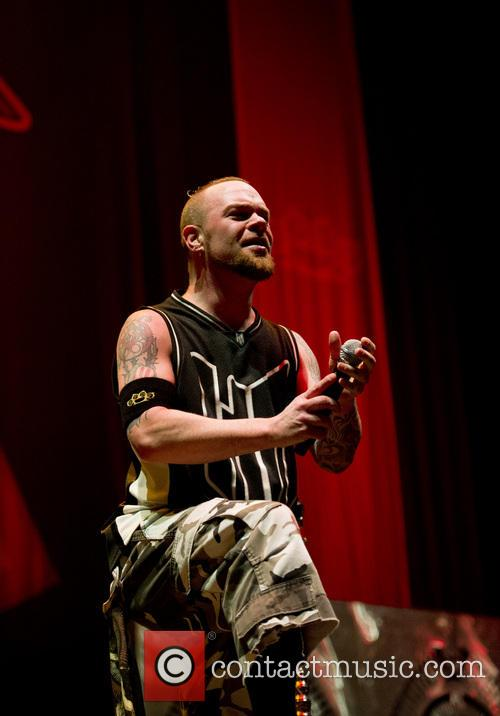 Five Finger Death Punch and Ivan Moody 6