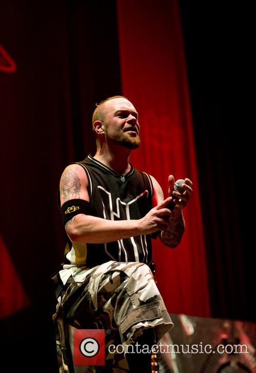 Five Finger Death Punch and Ivan Moody 12