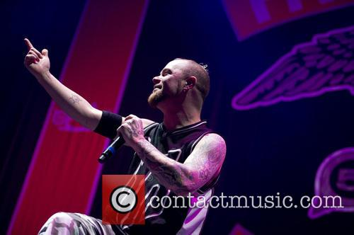 Five Finger Death Punch and Ivan Moody 14