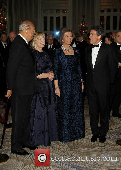 Queen Sofia Spanish Institute 2013 Gold Medal Gala