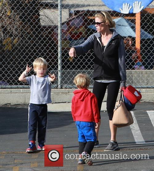 John Phillips, Gus Phillips and Julie Bowen 2