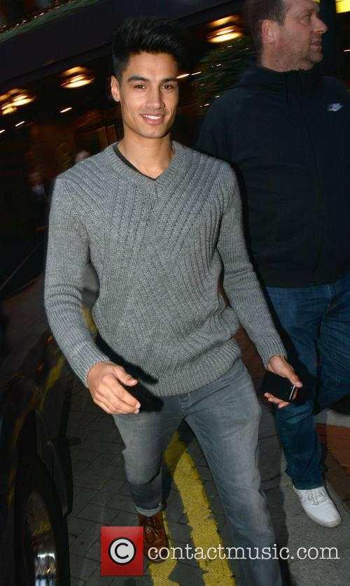 Siva Kaneswaran and The Wanted 2