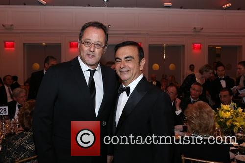 Jean Reno and Carlos Ghosn 9