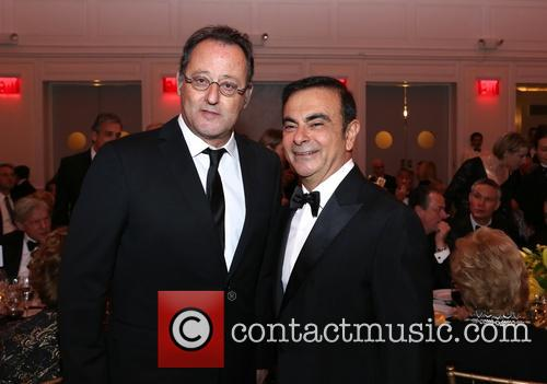 Jean Reno and Carlos Ghosn 10