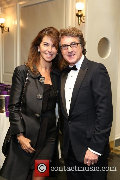 Narjiss Cluzet and Francois Cluzet 3
