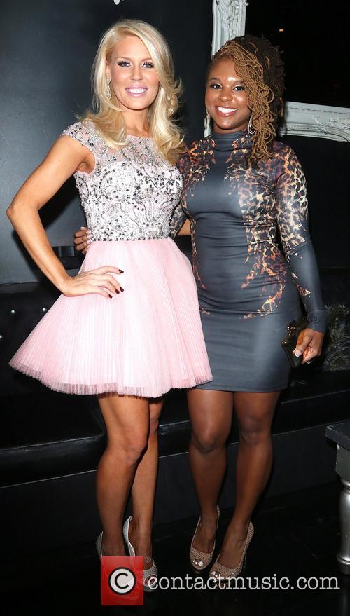 Gretchen Rossi and Torrei Hart 4