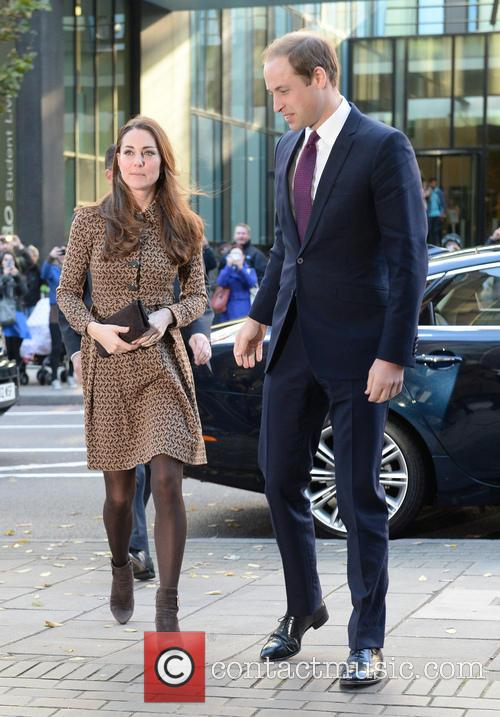 Kate Middleton, The Duchess Of Cambridge, Prince William and The Duke of Cambridge 15