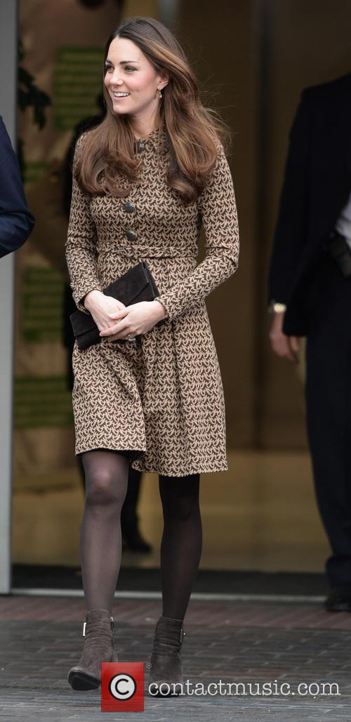 Kate Middleton, The Duchess Of Cambridge, Prince William and The Duke of Cambridge 16