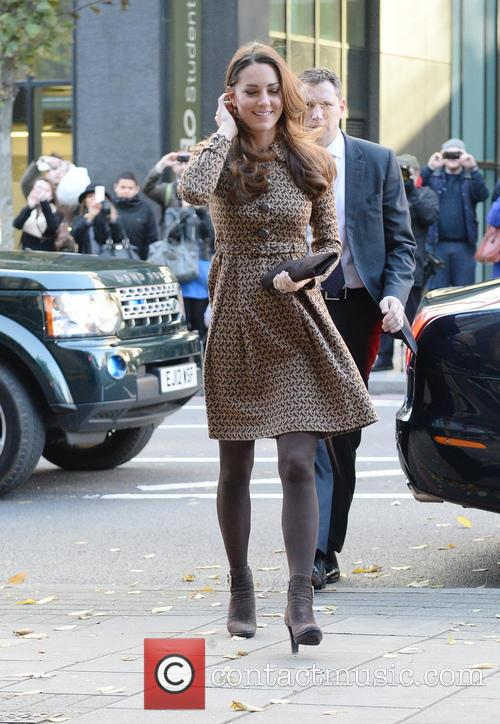 Kate Middleton, The Duchess Of Cambridge, Prince William and The Duke of Cambridge 17