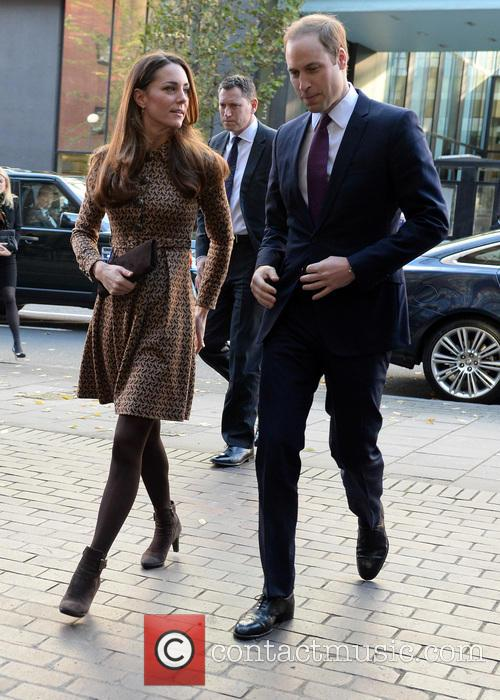 Kate Middleton, The Duchess Of Cambridge, Prince William and The Duke of Cambridge 20