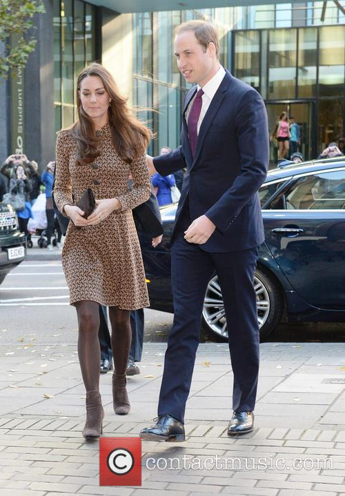 Kate Middleton, The Duchess Of Cambridge, Prince William and The Duke of Cambridge 22
