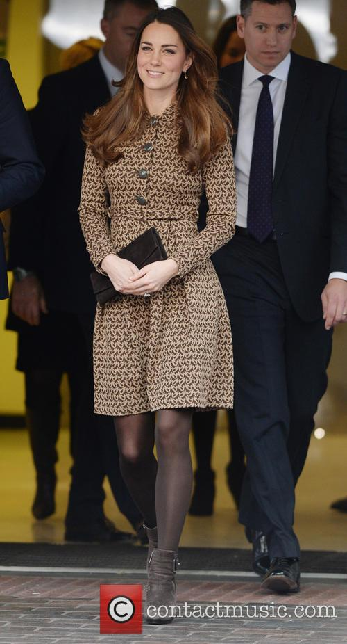 Kate Middleton, The Duchess Of Cambridge, Prince William and The Duke of Cambridge 23