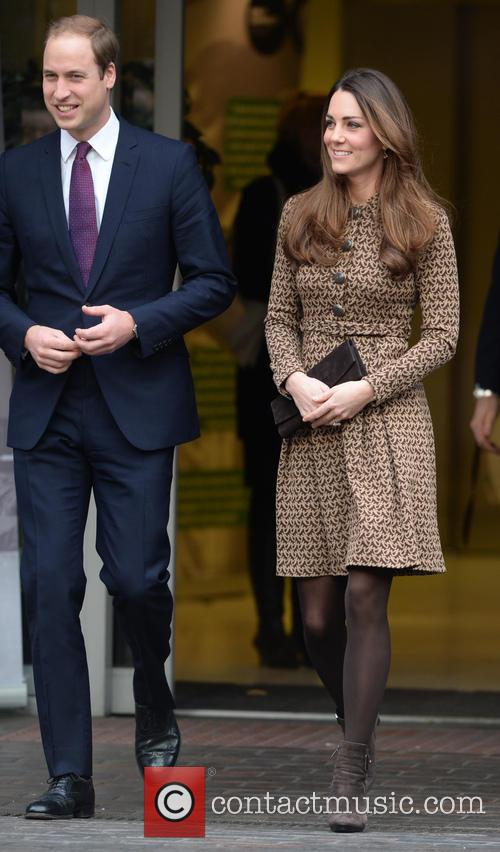 Kate Middleton, The Duchess Of Cambridge, Prince William and The Duke of Cambridge 24