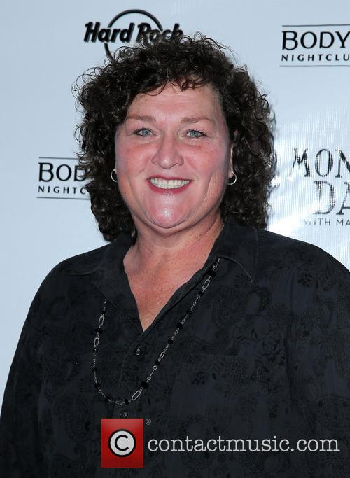 Glee and Dot Marie Jones 3