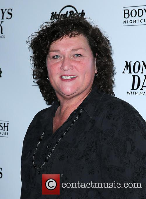 Glee and Dot Marie Jones 11
