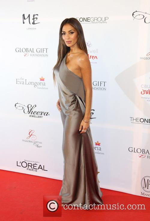 nicole scherzinger the 4th annual global gift 3961146
