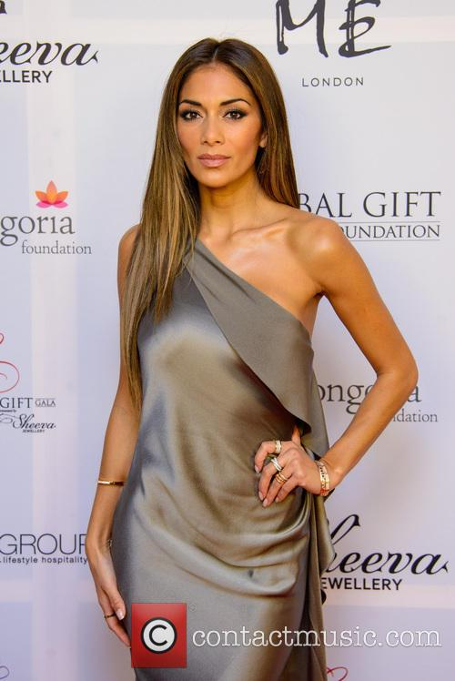 nicole scherzinger the 4th annual global gift 3961322