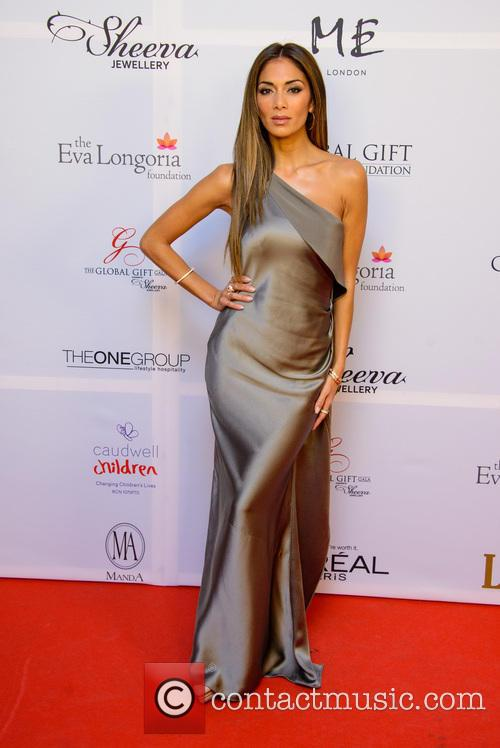 nicole scherzinger the 4th annual global gift 3961326