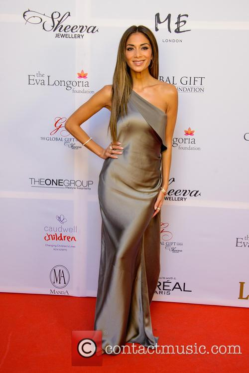 nicole scherzinger the 4th annual global gift 3961333