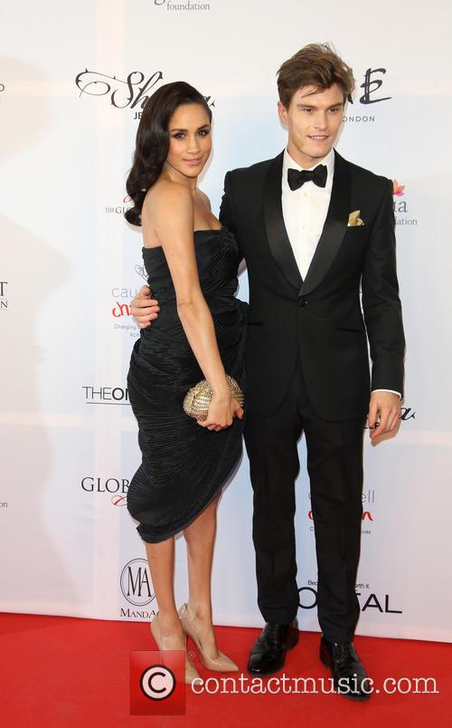 Meghan Markle and Oliver Cheshire 8