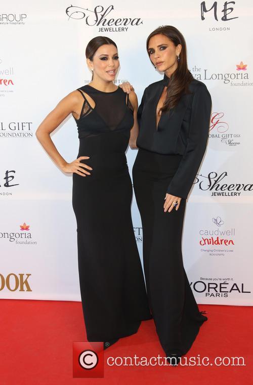 Eva Longoria and Victoria Beckham 10