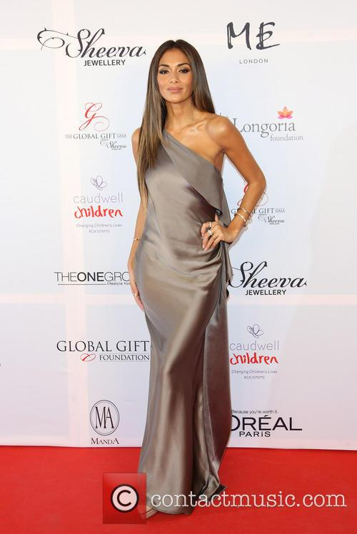 nicole scherzinger the 4th annual global gift 3961550