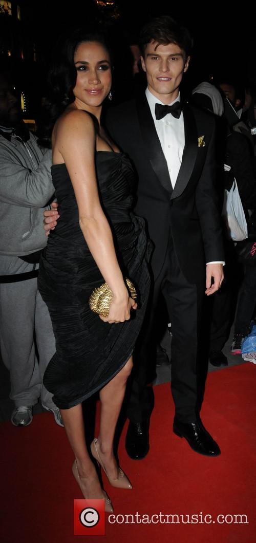 Meghan Markle and Oliver Cheshire 4