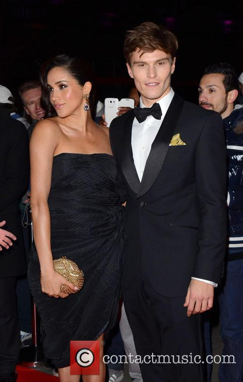 Meghan Markle and Oliver Cheshire 5