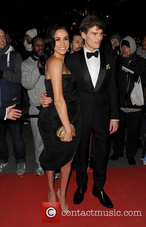 Meghan Markle, Oliver Cheshire