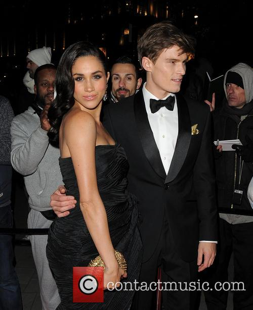 Meghan Markle and Oliver Cheshire 3