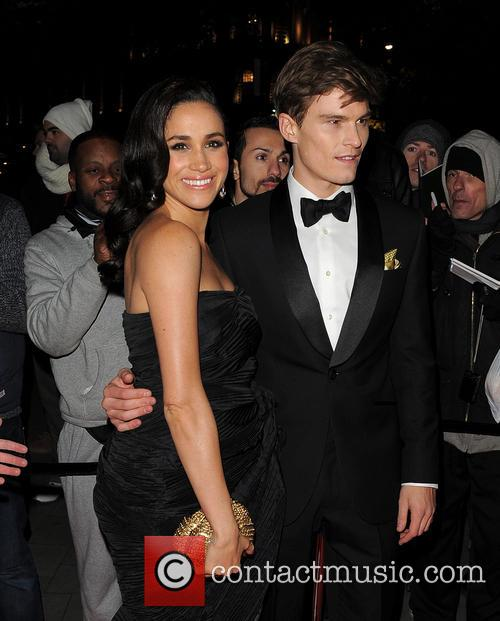 Meghan Markle and Oliver Cheshire 6