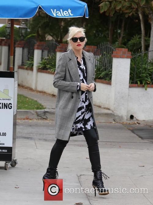 Gwen Stefani and Gavin Rossdale breakfast date