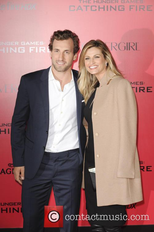 Jarret Stoll and Erin Andrews 4