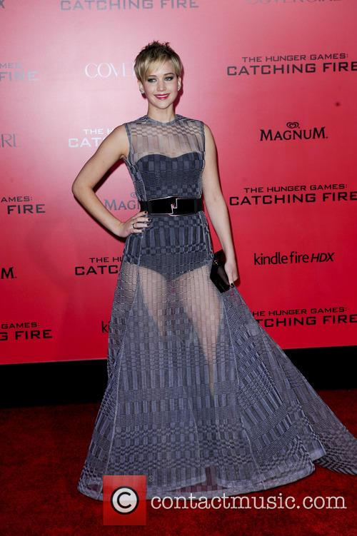 jennifer lawrence hunger games catching fire 3960401