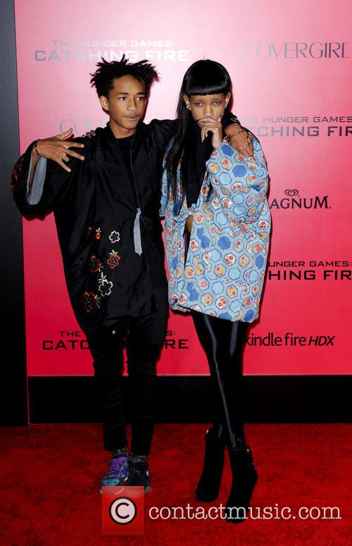 Willow Smith and Jaden Smith 10