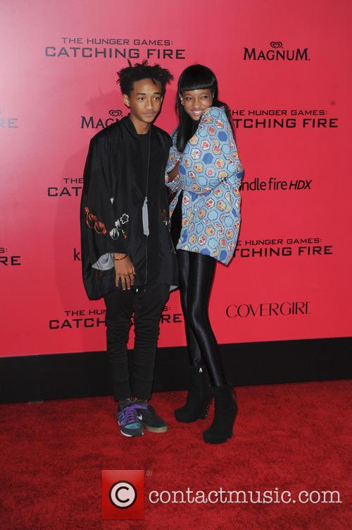 Willow Smith and Jaden Smith 8