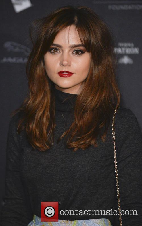 jenna louise coleman private viewing of isabella blow 3961531
