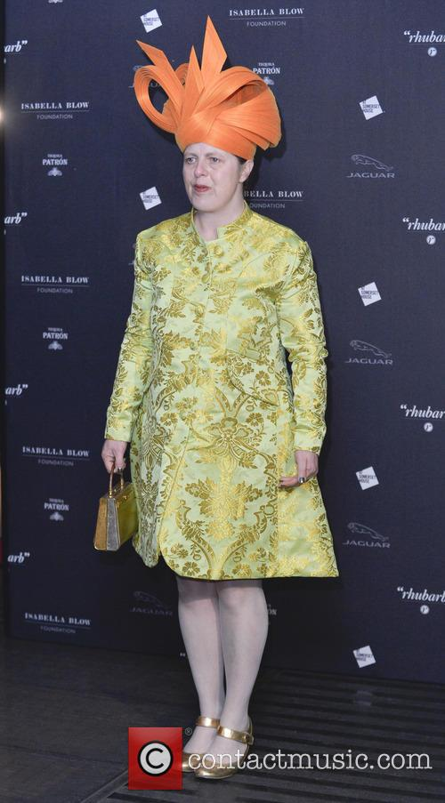 Isabella Blow and Lavinia Blow 2