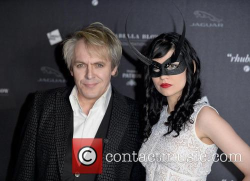 Nick Rhodes and Nefer Suvio 2